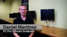 Daniel Martinez   PC Pro Schools Graduate