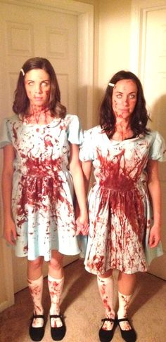 The Shining - Delbert Grady Twins Cosplay