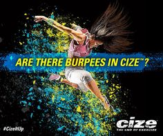 Yay, no burpees in Cize!  #Cize is Shaun T's new Beachbody dance workout.  Check out all the details at WeighToMaintain.com.