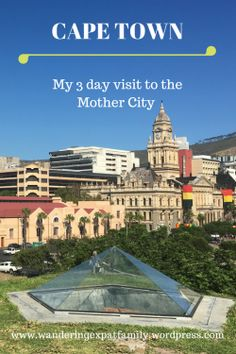 3 day itinerary to Cape Town: what to visit in Cape Town, where to eat in Cape Town