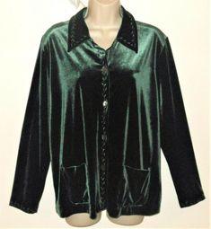 Jones New York Jackets /& Coats Tribal Print Blazer Blue//Green 2P