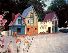 Locals.....remember Storybook Land on Route 1 in Woodbridge,VA? My first amusement park
