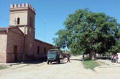 Edificio Principal Casa Misional Ex Misión Nueva Pompeya, Nueva Pompeya