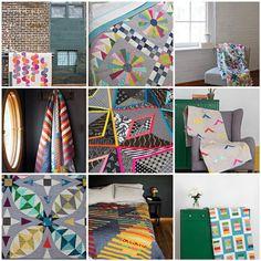 Quilt Dad: SCRAPS INC 2 | Meet my Origami Garden quilt
