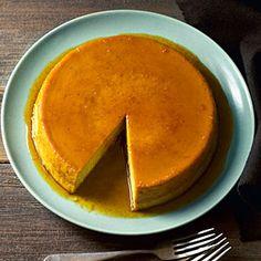 17 fall pumpkin recipes | Caramelized Orange Pumpkin Flan | Sunset.com