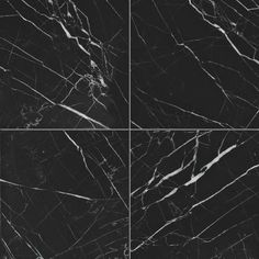 Bermar Natural Stone Black Marble Honed Marble Floor and Wall Tile (Common: 12-in x 12-in; Actual: 12-in x 12-in)