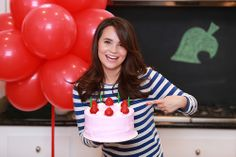 Animal Crossing Birthday Cake! ♥