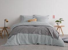 Designer Bettwaren & Badtextilien | MADE.com Double Bedding Sets, Cotton Bedding Sets, Duvet Bedding Sets, Cotton Duvet, Bed Sets, Palette, House Rooms, Home Furnishings, Designer