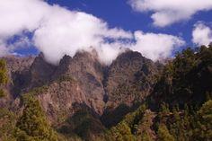 Entrar al Parque Nacional de la Caldera de Taburiente es una experiencia hermosa y única que no te puedes perder