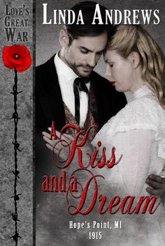 A Kiss and a Dream Blog Tour @LindaAndrews @toobusyreading - http://wp.me/p40lGX-83F