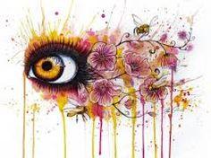 olhos aquarela - Pesquisa Google
