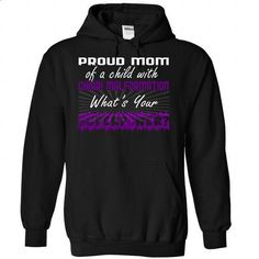 Proud - Chiari Malformation - #black tee #tee pattern. MORE INFO => https://www.sunfrog.com/LifeStyle/Proud--Chiari-Malformation-6402-Black-Hoodie.html?68278