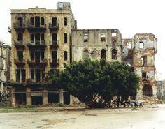 Basilico, Beyrouth