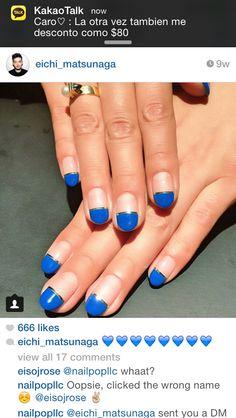 crazy nail inspo