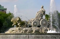 Mi Madrid..y mi Cibeles..