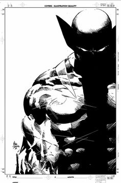 Wolverine by Mike Deodato Jr. Wolverine Comics, Marvel Comics, Marvel Art, Manga Comics, Wolverine Tattoo, Wolverine Cosplay, Ms Marvel, Comic Book Artists, Dark Knight