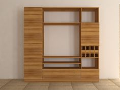 Storage unit with tv cabinet