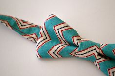 SALE Childrens Bowtie Ages 2-10 in Teal and by AmandaJoHandmade