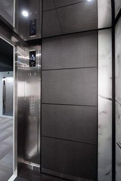 Thyssenkrupp Elevator India Pvt Ltd, Bangalore - Display Centre Elevator Design, Spectrum Glass, Visualization Tools, Lift Design, Led Down Lights, Lifted Cars, Downlights, Outdoor Lighting, Charleston