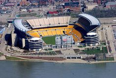 Heinz Field home of the Pittsburgh Steelers