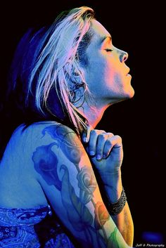 Beth Hart -- Bluesy, soulful artist - a favorite of mine!