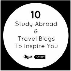 10 Study Abroad and Travel Blogs  - via CAPA International Education