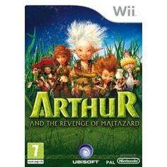Arthur & The Revenge Of Maltazard Game Wii | http://gamesactions.com shares #new #latest #videogames #games for #pc #psp #ps3 #wii #xbox #nintendo #3ds