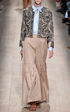 Valentino Spring/Summer 2014 Trunkshow Look 21 on Moda Operandi