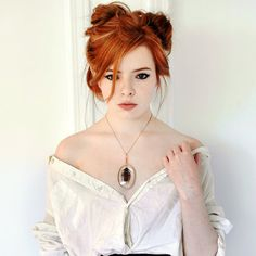 Awesome shade of Red hair