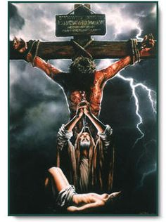 God Will Provide the Lamb by Christian artist Erik Hollander and his spiritual art prints can be found at Christ-Centered Art. Jesus Our Savior, King Jesus, Pictures Of Jesus Christ, God Will Provide, Prophetic Art, Lord Is My Shepherd, Praise The Lords, Praise God, Word Of God