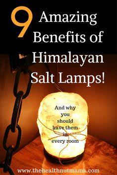 Benefits Of Salt Lamps For Asthma : 1000+ ideas about Benefits Of Himalayan Salt on Pinterest Himalayan Salt, Salt Inhaler and ...