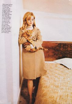 Kate Moss, Photographed by Ellen von Unwerth