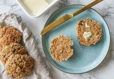 Czech Recipes, Buckwheat, Kefir, Crackers, Cereal, Low Carb, Cottage, Healthy Recipes, Breakfast