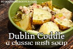 Enjoy this classic Irish soup recipe made with hearty ingredients and a perfect combination of delicious spices. This meal is sure to please.