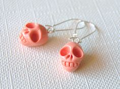 fimo Note:  Day of the dead Skulls.  Can get very creative with these, IE: Sugar Skulls.