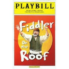 Fiddler on the Roof, the muscial