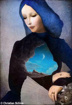 by Christian Schloe, Lady Midnight