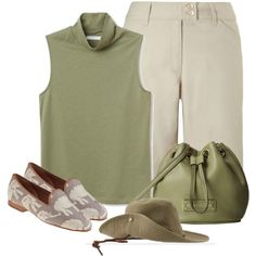 Safari by soleuza on Polyvore featuring moda, Callaway, Ramon Tenza, MARC BY MARC JACOBS and Ralph Lauren