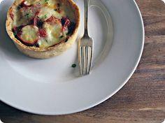 Bespoke the quick arrival | Late Summer Vegetable Tart