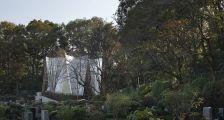 Sayama Lakeside Cemetery Chapel - 森の礼拝堂 - | Hiroshi Nakamura&NAP