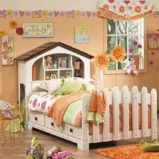 fairy kids themed bedrooms girls -