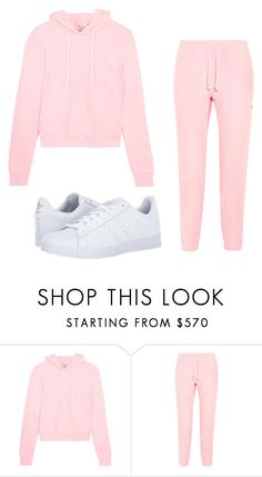 """SPORT"" by juliadb on Polyvore featuring Vetements and adidas"