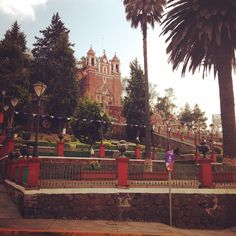 Metepec, Estado de Mexico. Magical town in Mexico. To make the most out of this trip visit http://cocinax.com/travel/toluca-edmex