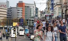 How a Belgian port city inspired Birmingham's car-free ambitions   Environment   The Guardian