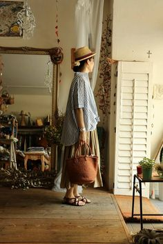 * Happy days * coordination of natural style shop coton coton.