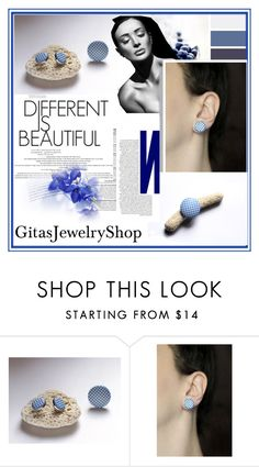 """""""GitasJewelryShop"""" by damira-dlxv ❤ liked on Polyvore featuring modern"""