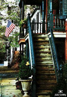 On the Streets of Savannah | Jim Crotty