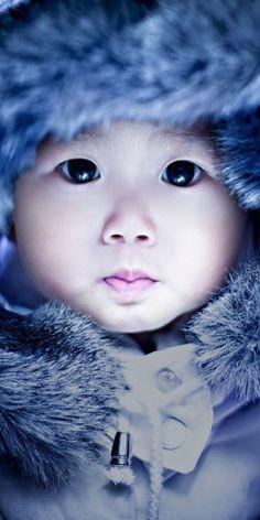 Beautiful young boy-China