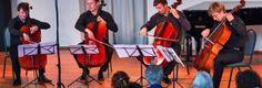 Pools Cello Kwartet (c) Leo Samama