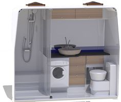Kruiser off road caravan ensuite layout